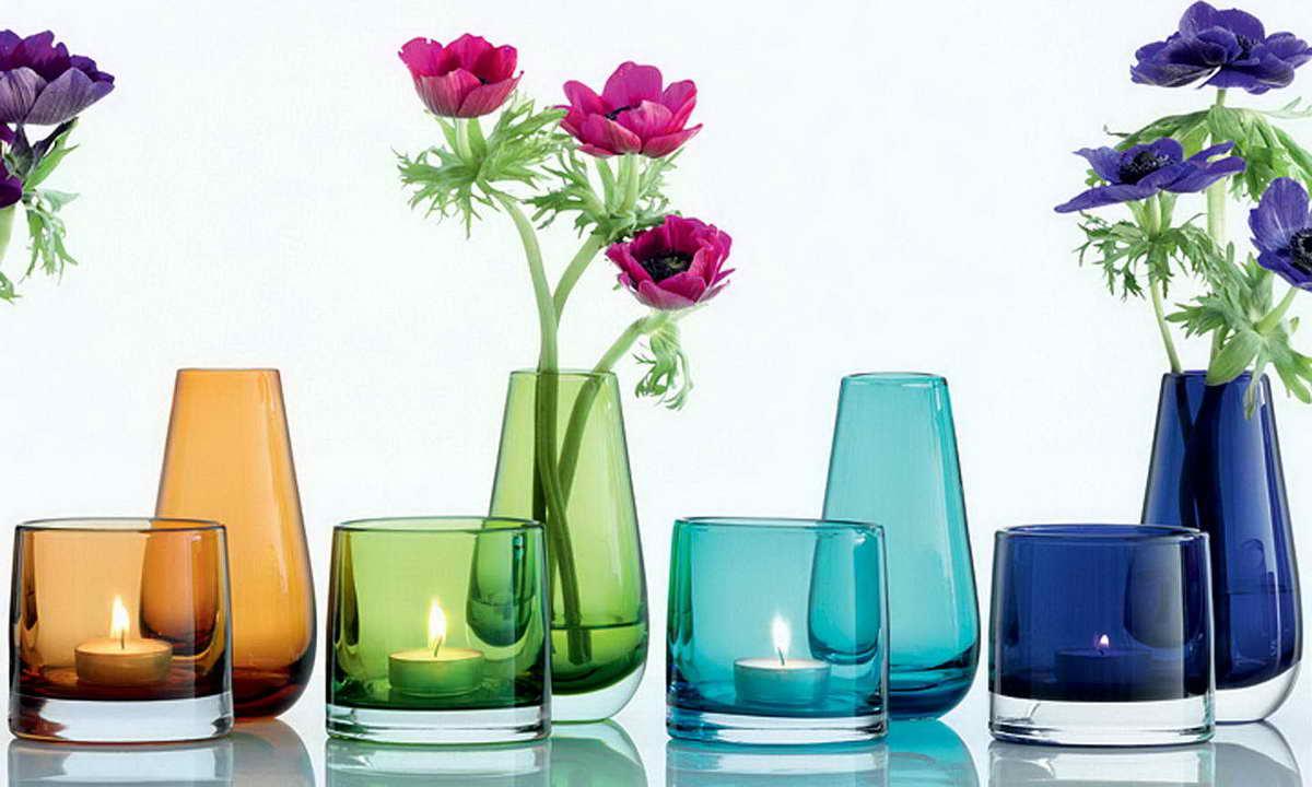 5 быстрых способов мыть стеклянные вазы